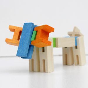 unit block play