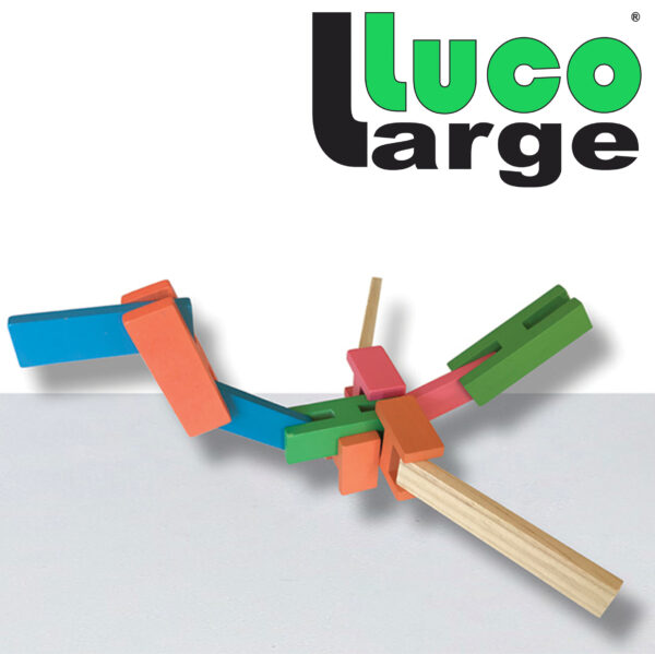 Luco LArge Bird