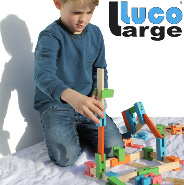 Boy Playing Luco Large