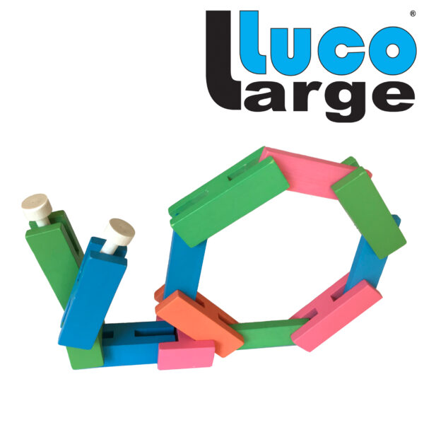 Luco Large Slak Snail beautiful colors